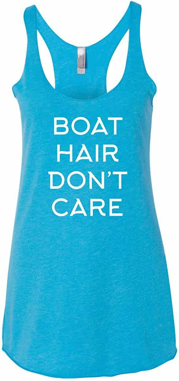 Panoware Women's Summer Tank Top | Boat Hair Don't Care