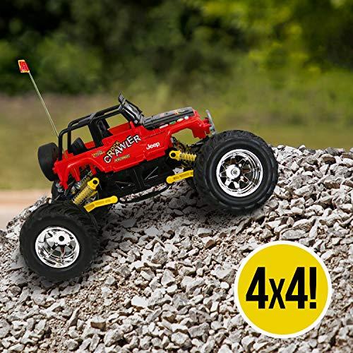 Amazon.com: Cargadores RC para Jeep Rock Crawler Off-Road RC ...