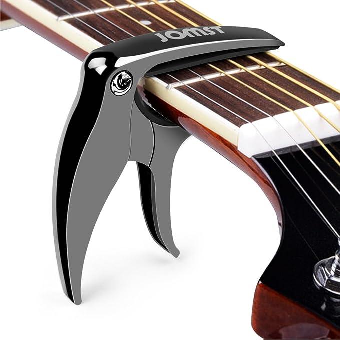 Cejilla Guitarra Capo para Guitarra Electrónica Clásica Acústica ...