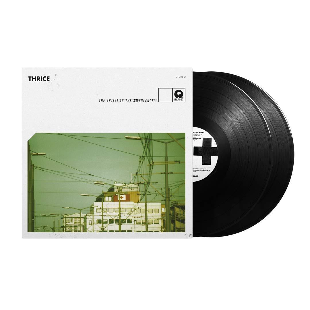 Vinilo : Thrice - Artist In The Ambulance (180 Gram Vinyl, Black, Deluxe Edition)