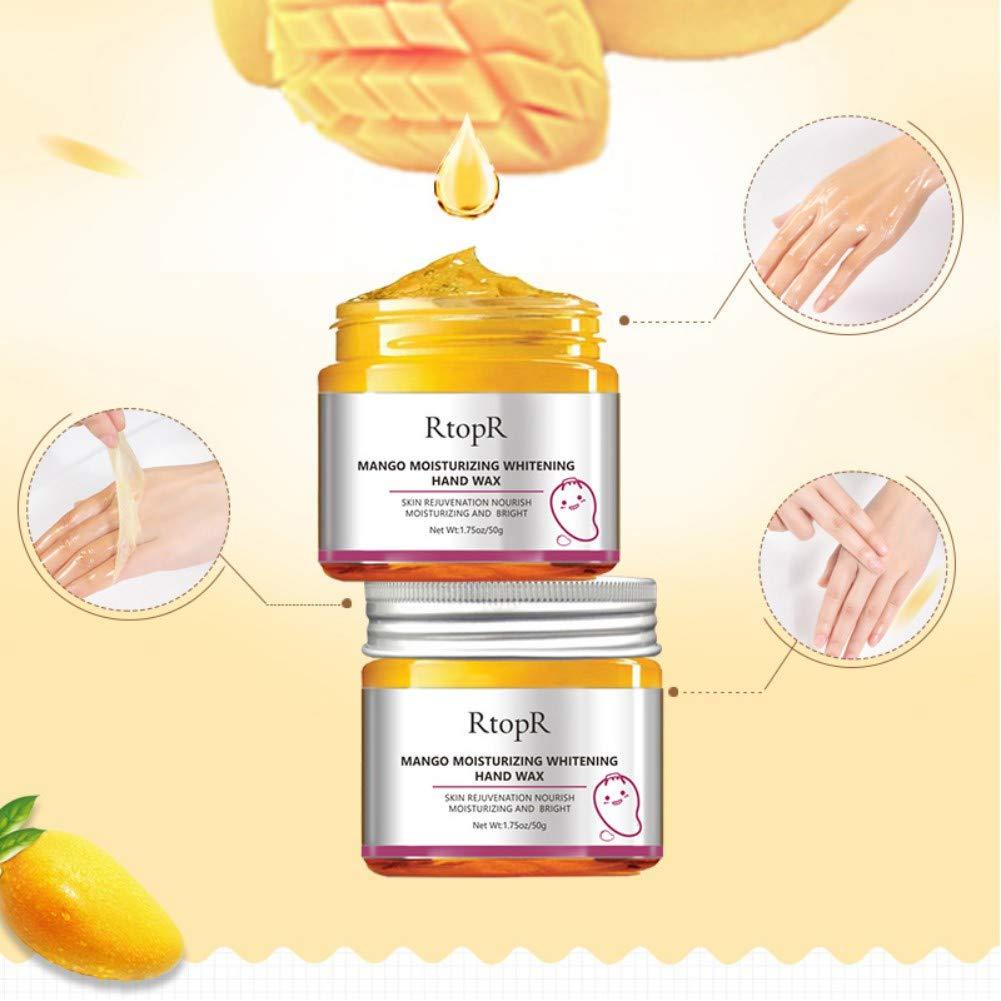Amazon com: Skin Cream Onkessy Mango Moisturizing Hand Wax
