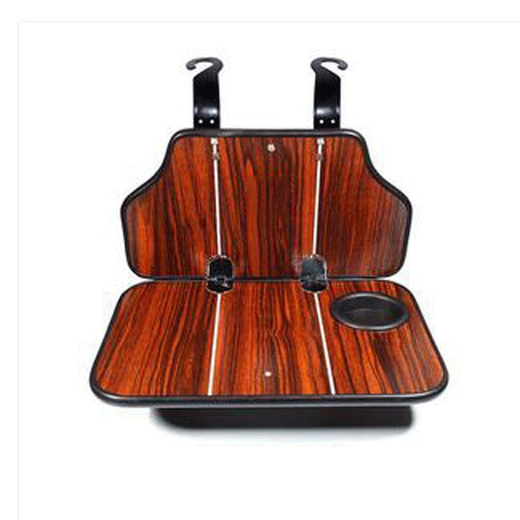 GAOLILI カー多機能折りたたみテーブルカーペットダイニングテーブルカーシートリアテーブルタブレットPC IPAD自動車用品実用的で実用的美しく実用的 (色 : B) B07DNS1VW8B