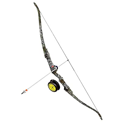 PSE Kingfisher Right Hand Bowfishing Kit, 45-Pound, Camo - 5