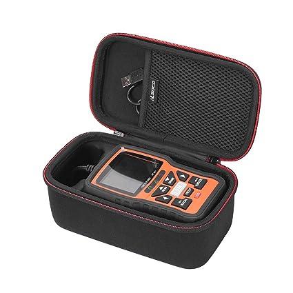 RLSOCO Travel Case for FOXWELL NT301 OBD2, FOXWELL NT510 bmw, NT201, ANCEL  AD310, Autel AutoLink AL319 OBD II Code Reader Car Diagnostic Scanner Tool