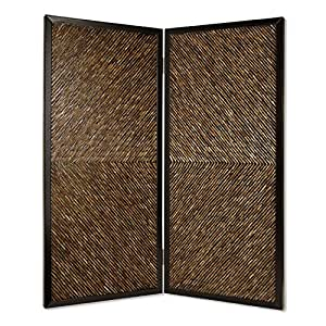"""Screen Gems Anacapa Outdoor Screen, Multi-Color, 63""""L x 71""""H"""