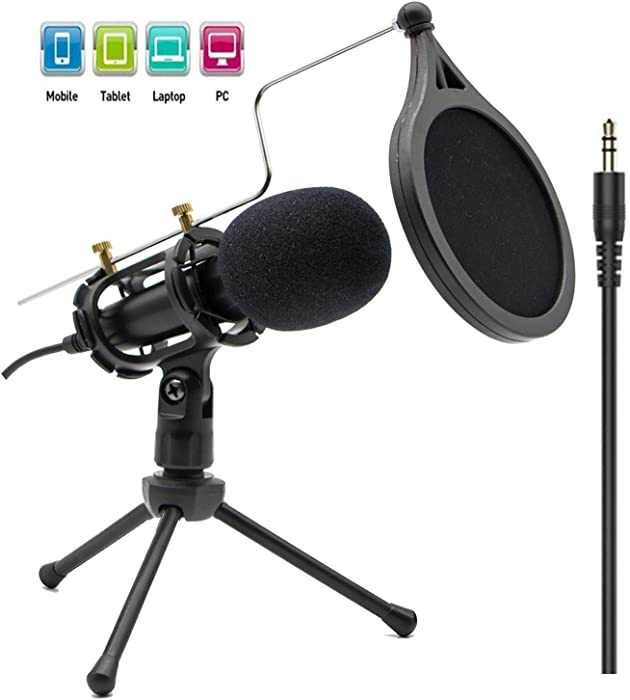 Top 9 Desktop Microphone 35 Android