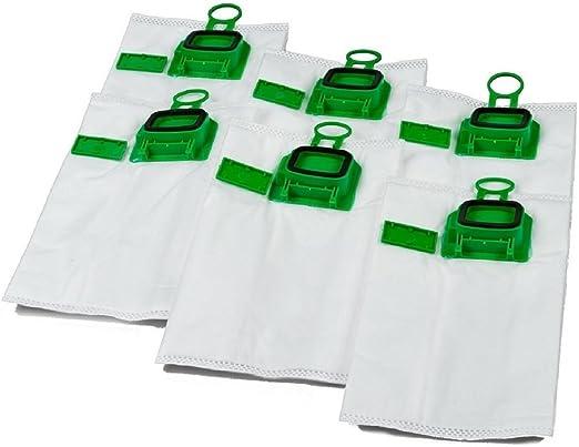 Casag Las bolsas de aspiradora, compatible con Vorwerk Kobold ...
