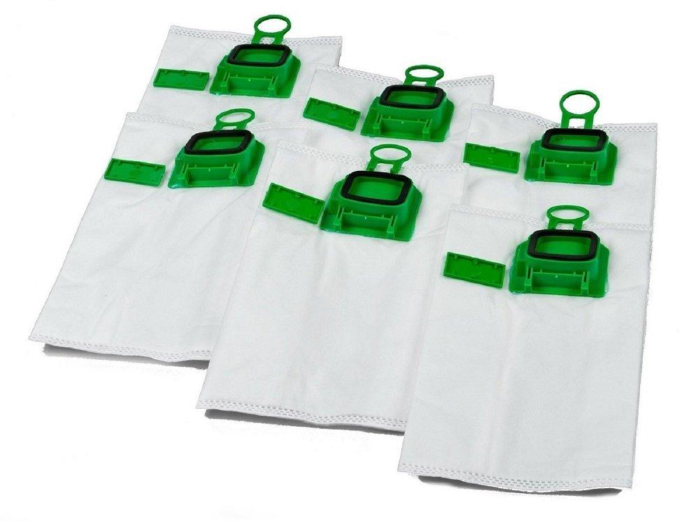 Acquisto 6 sacchetti per aspirapolvere di qualità adatto per Vorwerk Kobold 140 VK vk150 Prezzo offerta