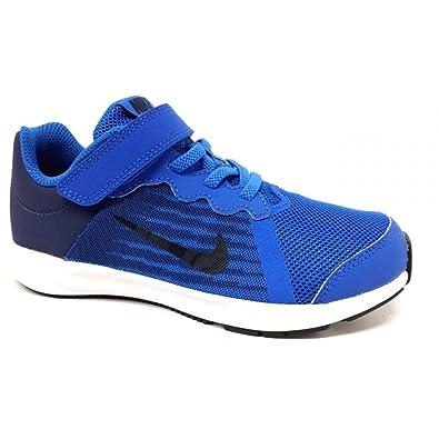 4e0f6bbd5d02 NIKE Boys Downshifter 8 (PS) Preschool Shoe Blue NebulaDark ObsidianNavy  Nike  Nike Free RN ...
