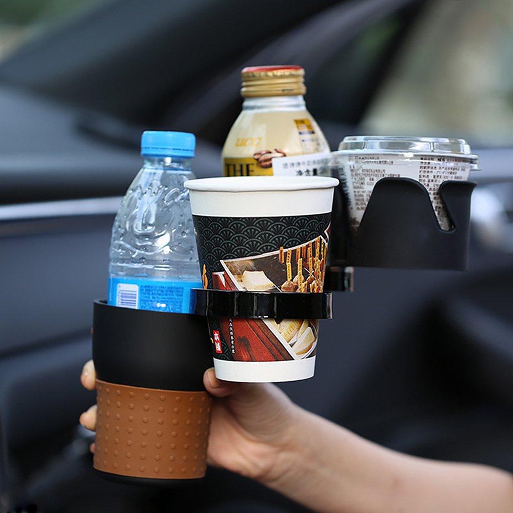 iTimo Langlebig Organizer Auto Drink Cup Flaschenhalter Sonnenbrille Schl/üssel M/ünzen Organizer Phone St/änder Auto KFZ Handy Halterung Gr/ün