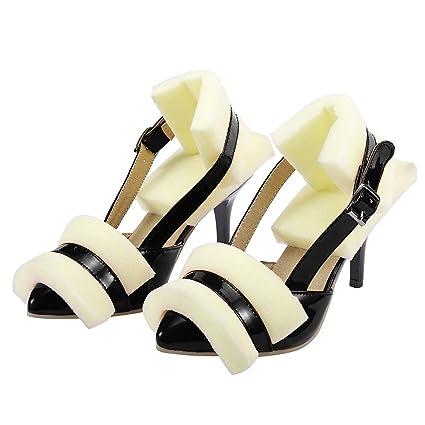 49eb6e987a051 Amazon.com : YJYdada Women Shoes Women's Pointed Toe Shoes Buckle ...