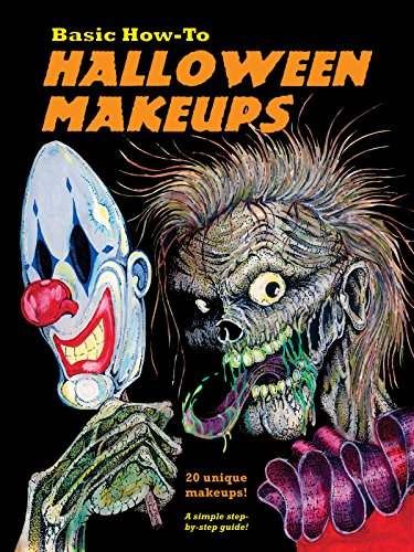 Basic How-To Halloween Makeups -