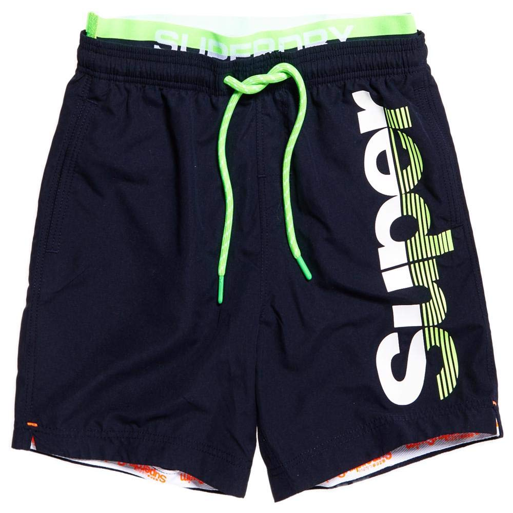 Superdry Mens State Volley Swim Shorts M30004HQ