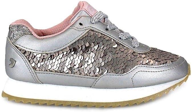 Mostrarte Fuerza Intuición  Luxury Fashion   Gioseppo Niñas 338998844GREY Gris Zapatillas   Temporada  Outlet: Amazon.es: Zapatos y complementos