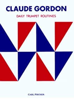 O4702 systematic approach to daily practice trumpet claude o4945 daily trumpet routines gordon fandeluxe Images