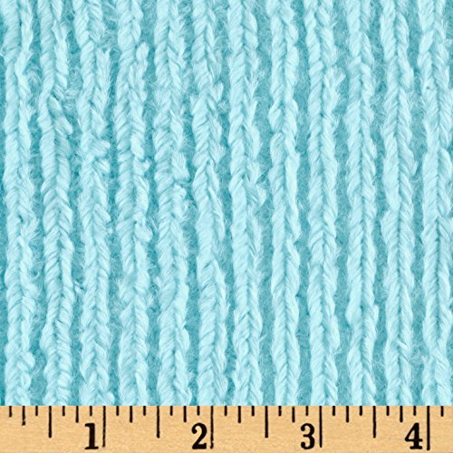 - Shannon Fabrics Shannon Minky Luxe Cuddle Chenille Saltwater Fabric by The Yard