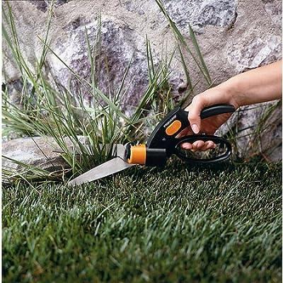 Fiskars Lightweight Trimming Back and Edgers Grass Shears Gardening Tools