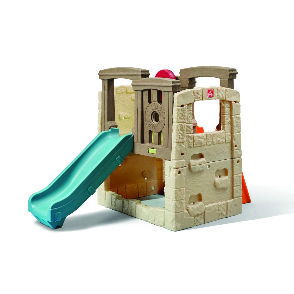 Step2 Naturally Playful Woodland Climber II | Kids Activity Climber Outdoor Playset