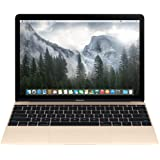 Apple Macbook Retina Display Laptop (12 Inch Full-HD LED Backlit IPS Display, Intel Core M-5Y31 1.1GHz up to 2.4GHz, 8GB…
