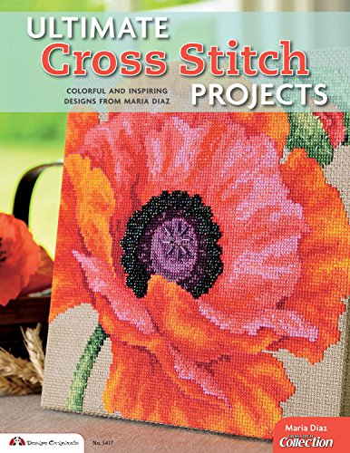 Originals Cross Stitch Pattern (Ultimate Cross Stitch Projects: Colorful and Inspiring Designs from Maria Diaz (Design Originals))