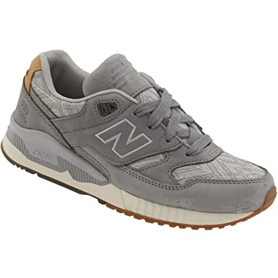 best value 13d40 2cbf0 New Balance 530 Trainers Grey: Amazon.co.uk: Shoes & Bags