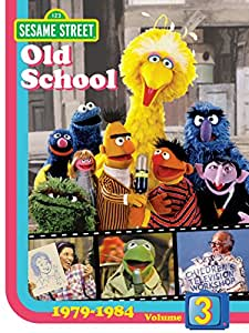 Sesame Street: Old School 3   (1979-1984)