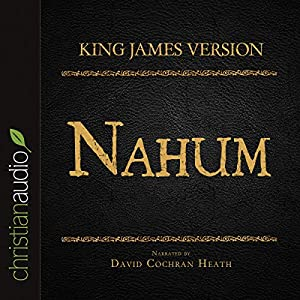 Holy Bible in Audio - King James Version: Nahum Audiobook