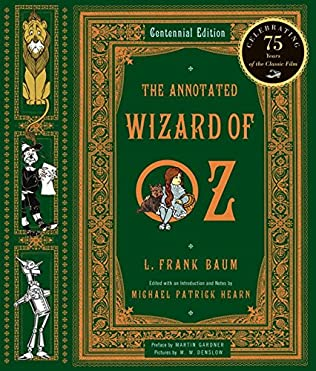 book cover of The Wonderful Wizard of Oz