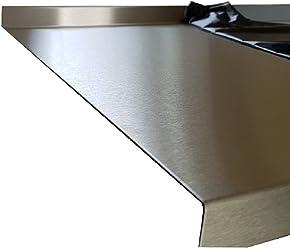 1x Winkel Riffelblech 100x100x2000mm 3,5//5mm stark QUINTETT Tr/änenblech Alu Aluminium