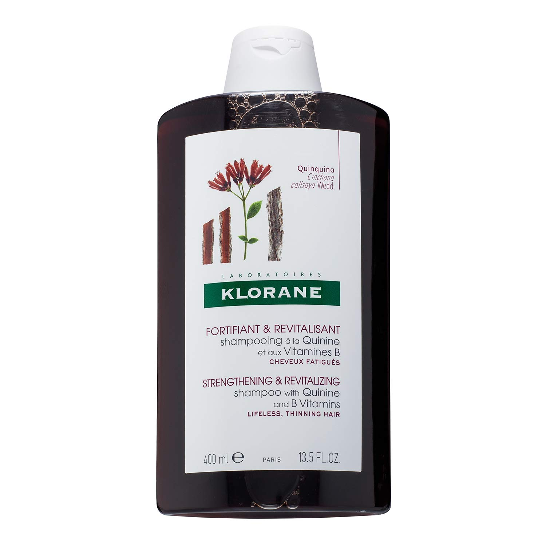 KLORANE - KLORANE Champú al Extracto de Quinina 400 ml: Amazon.es