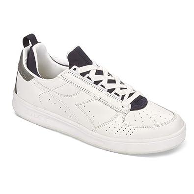 Diadora Heritage, Uomo, B Elite Socks, Pelle, Sneakers