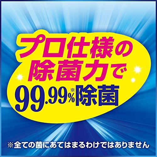 カビキラー 除菌剤 プッシュタイプ アルコール除菌 食卓用 詰替用 250ml