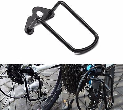 Protección Protector desviador trasero Cambio acero para Bici Bicicleta: Amazon.es: Electrónica