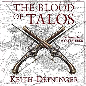 The Blood of Talos Audiobook