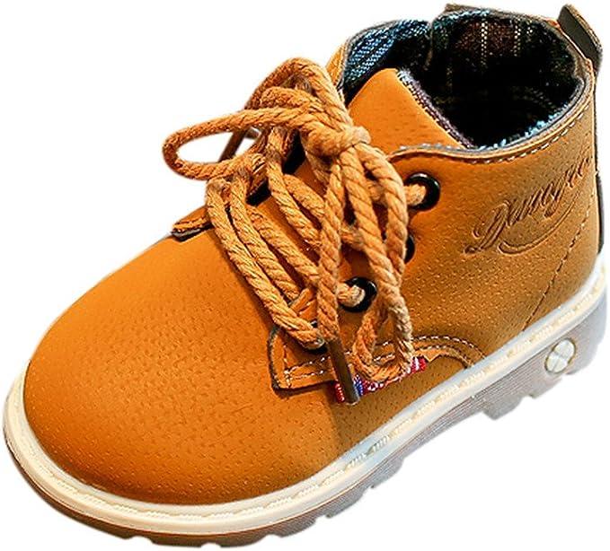 Trunlay - Zapatos para bebé, niña, niño, martin zapatillas, botas ...