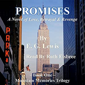 Promises: A Story of Love, Betrayal & Revenge Audiobook