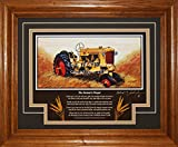 Minneapolis-Moline Model R 1939-1947 FP (The Farmer's Prayer) Minneapolis-Moline Tractor Pictures Wall Decor Art Gift for Dad
