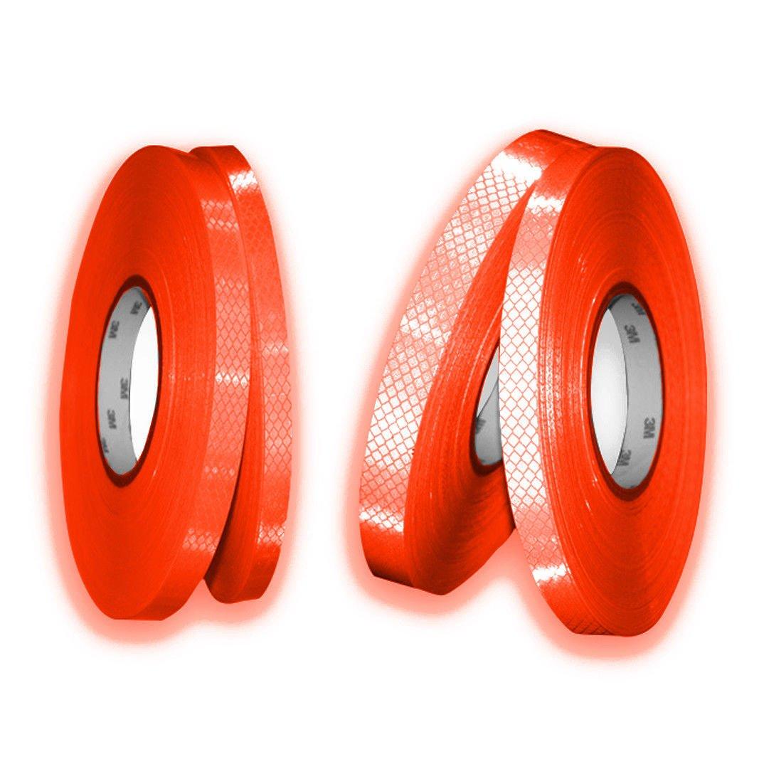 1/m impermeabile di alta qualit/à ad alta intensit/à nastro adesivo riflettente per auto//furgone//Moto//bici nastro impermeabile resistente Fayelong