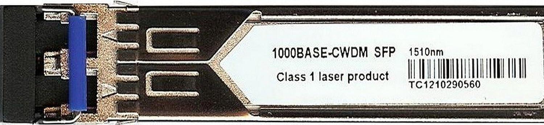 Nortel Compatible AA1419035-E5-1000BASE-ZX CWDM 1510nm 70km SFP Transceiver