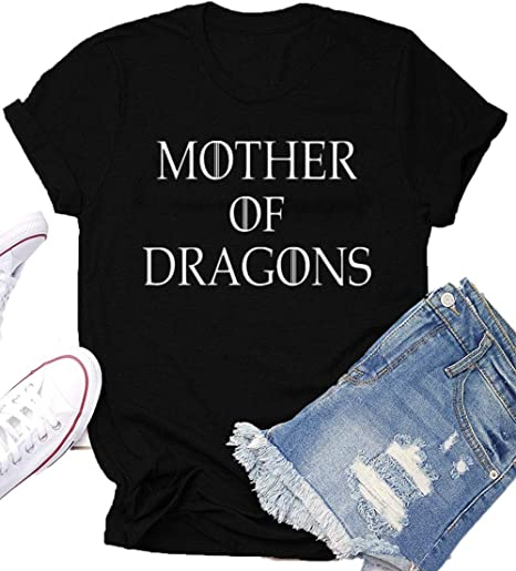 Unisex Hoodie NuffSaid Mother of Dragons Hooded Sweatshirt GOT Pullover