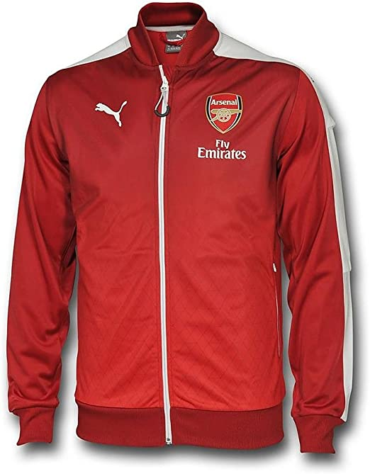 Puma Men's Arsenal Stadium Jacket