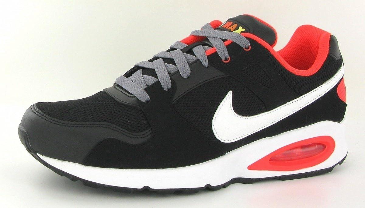 portátil ideología personal  Nike - Air Max Coliseum Racer - Size 8 - 555423 018 - Sport Shoe Men -  Black: Amazon.co.uk: Shoes & Bags