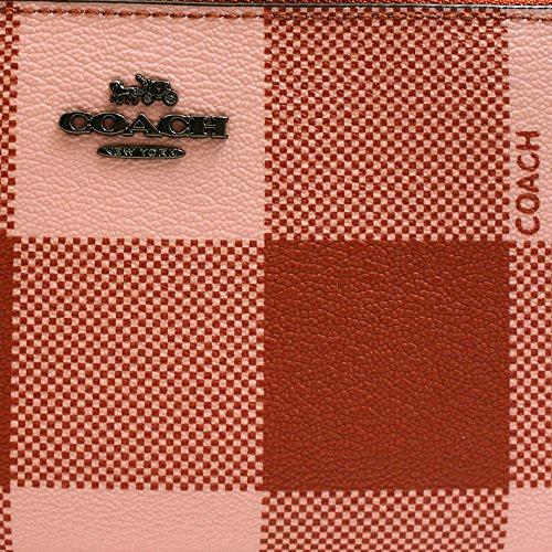 5406bcecd5bb Amazon | (コーチ) COACH 財布 長財布 ラウンドファスナー チェック F25966 アウトレット [並行輸入品] | Amazon  Fashion