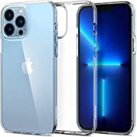 Spigen Compatible for iPhone 13 Pro Max Case Liquid Crystal - Crystal Clear