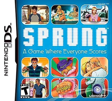 Ubisoft DS SPRUNG UBI16223