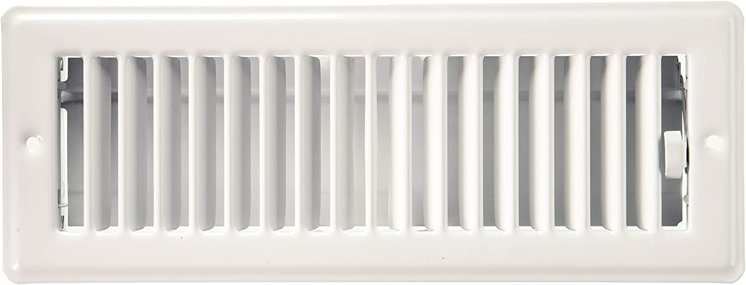 IMPERIAL MANUFACTURING RG0128 3X10 White ceiling register