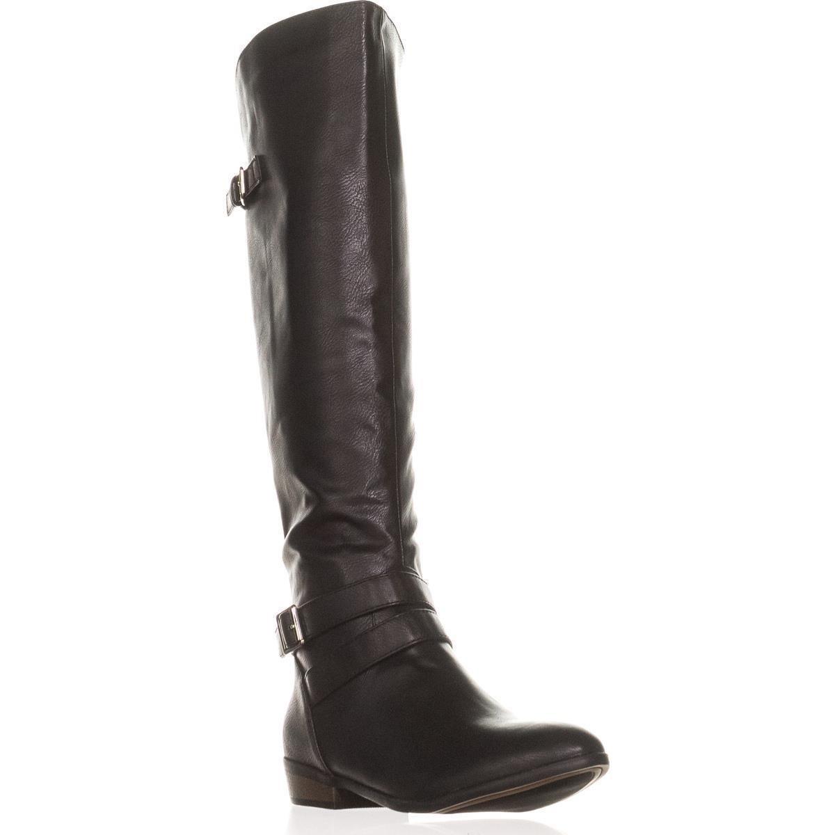 Material Girl Frauen Carleigh Geschlossener Zeh Fashion Stiefel
