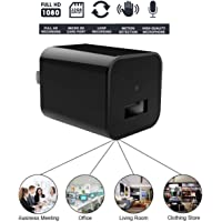 Hidden Camera Adapter - Spy Camera Charger - Mini Spy Camera 1080p - USB Charger Camera - Hidden Spy Camera - Hidden Nanny Cam - Hidden Spy Cam - Hidden Cam - Best Home Security Camera Charger FULL HD