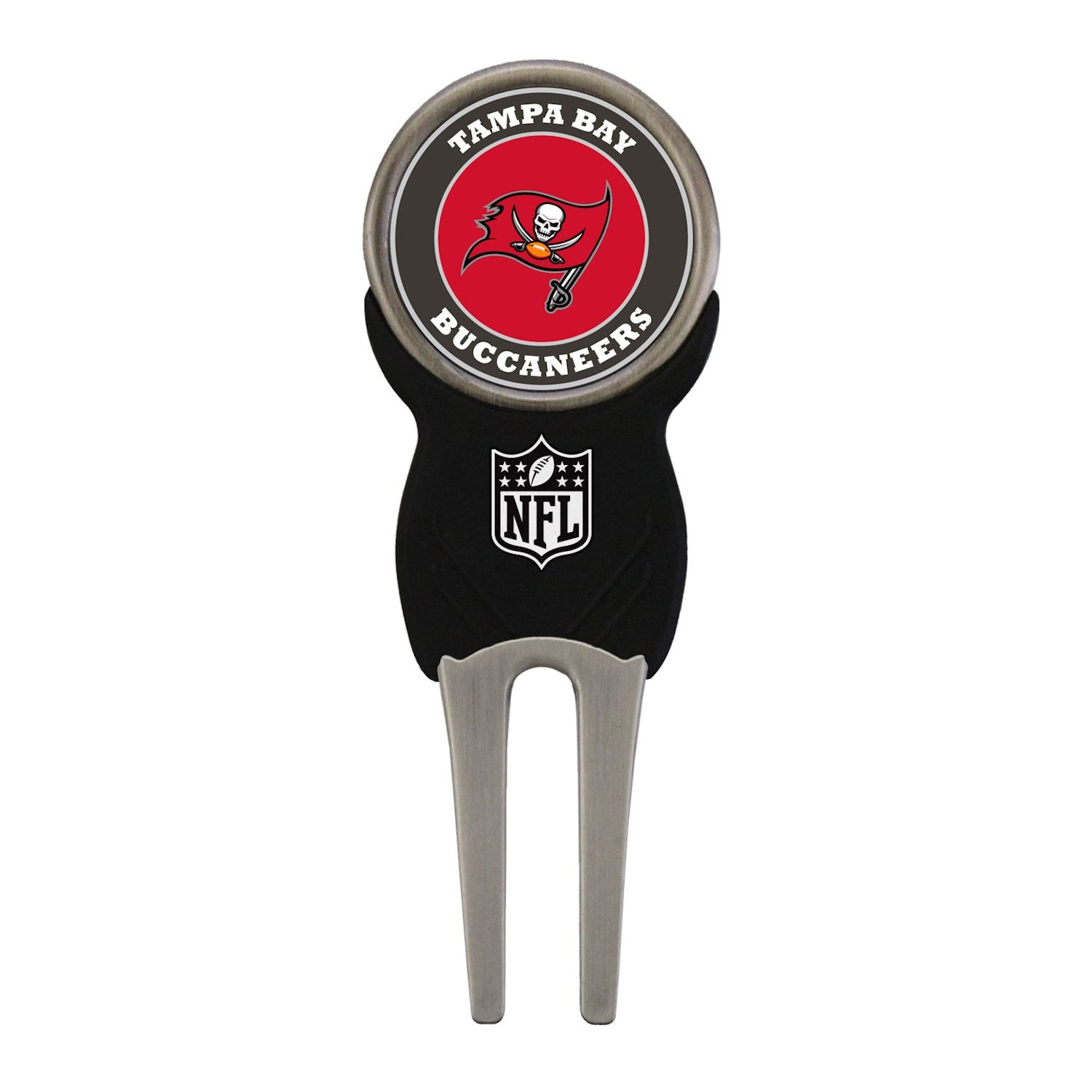 Tampa Bay BuccaneersゴルフDivot Tool and Ball Marker   B078FNTVZX
