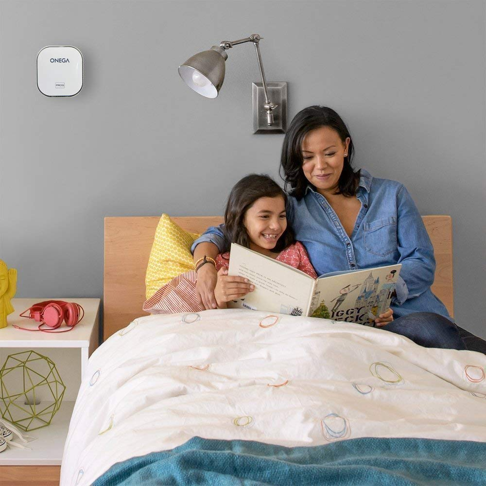 Carbon Monoxide Detector Alarm with Sound Warning and AC Plug-in Operated by Onega (Image #5)